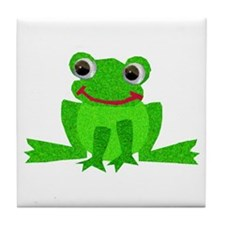 Little Froggy Tile Coaster