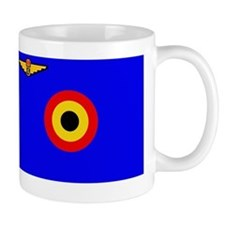 Belgian Air Force Ensign Mug