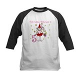 Fairy Princess 5th Birthday Tee
