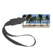 Ipanema Beach Luggage Tag