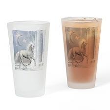 wu2_shower_curtain Drinking Glass