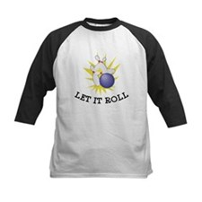 Let It Roll Bowling Tee