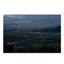 City at Night Postcards (Package of 8)