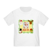 Customize Baby's Christmas T