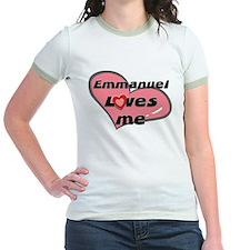 emmanuel loves me T
