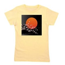 Asian Night Girl's Tee