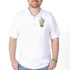Grow Peace 2 Golf Shirt