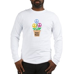 Grow Peace 2 Long Sleeve T-Shirt