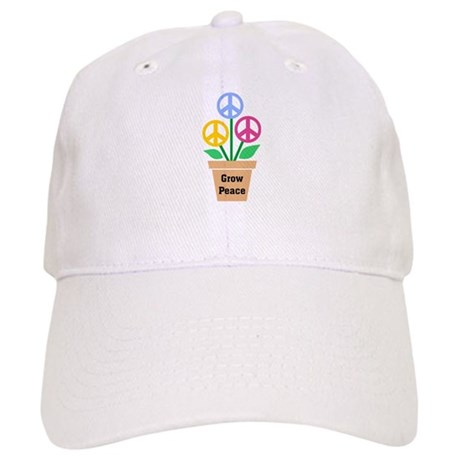 Grow Peace 2 Baseball Cap