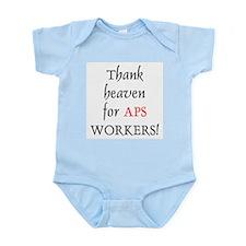 Thank Heaven APS BRT Infant Bodysuit