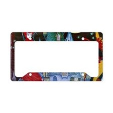 Evil Queen License Plate Holder