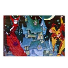 Evil Queen Postcards (Package of 8)