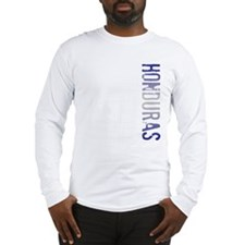 Honduras Long Sleeve T-Shirt