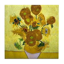 Van Gogh Tile Coaster