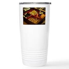 Bento Box Ceramic Travel Mug