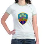Marin Sheriff Jr. Ringer T-Shirt