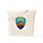 Marin Sheriff Tote Bag
