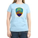 Marin Sheriff Women's Light T-Shirt