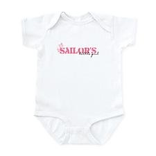 Sailor's Little Girl Infant Bodysuit