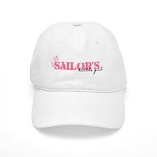 Sailor's Little Girl Baseball Cap