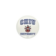 CHIU University Mini Button (100 pack)