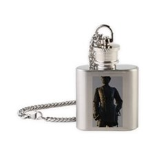USA, Pennsylvania, Gettysburg, Nati Flask Necklace