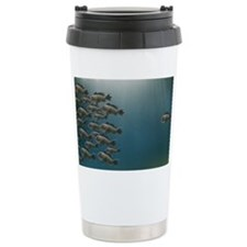 One fish left behind Ceramic Travel Mug