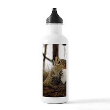 Winter hideaway Water Bottle