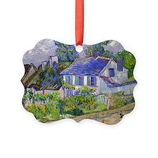 postcard Picture Ornament
