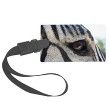 BUP Zebra Eye Luggage Tag