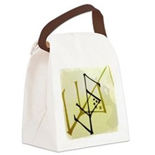 Protection Talisman Canvas Lunch Bag