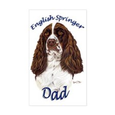 English Springer Spaniel Decal