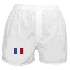France - French Flag Boxer Shorts