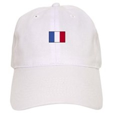 France - French Flag Baseball Cap