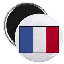 France - French Flag Magnet