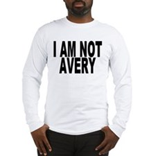 Not Paul Avery Long Sleeve T-Shirt