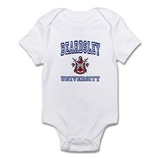 BEARDSLEY University Onesie