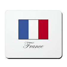France - Flag of France Mousepad