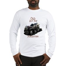 Old But Not Forgotten Long Sleeve T-Shirt