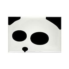 The Panda Rectangle Magnet
