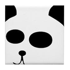 The Panda Tile Coaster