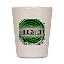 Trickster Shot Glass