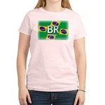 Brazil Pride Women's Light T-Shirt