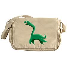 Loch Ness Monster Messenger Bag