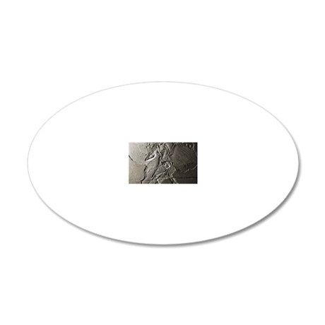 Archaeopteryx 20x12 Oval Wall Decal