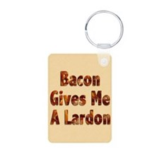 Bacon Lardon Keychains