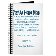 Stay At Home Mom (JD) Journal