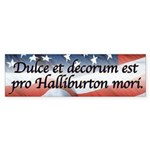 Wilfred Owen memorial bumper sticker