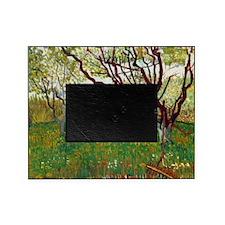 Van Gogh Cherry Tree Picture Frame