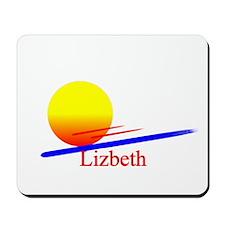 Lizbeth Mousepad
